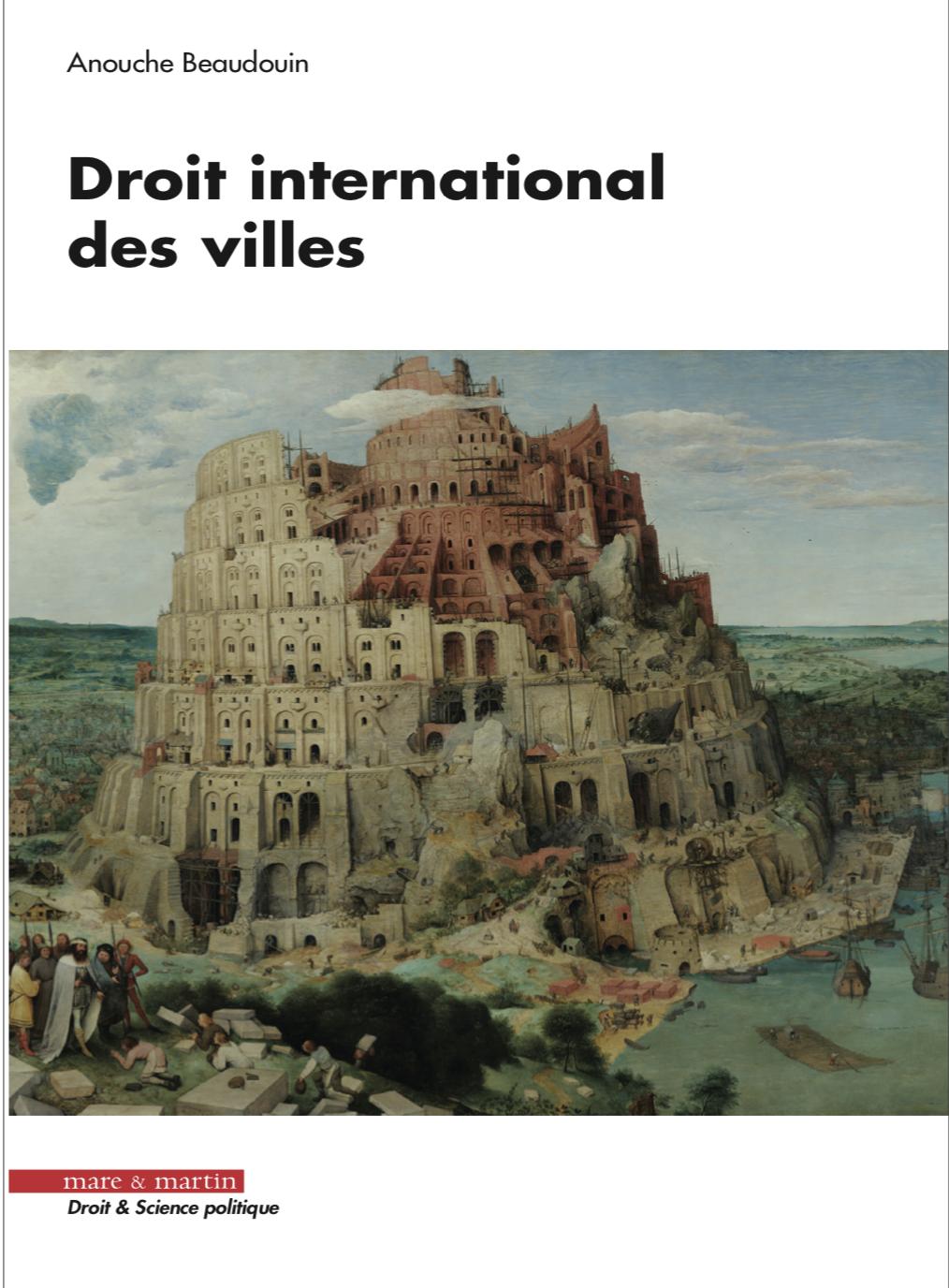 Droit international des villes